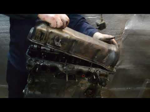 Разбор двигателя ваз 2103