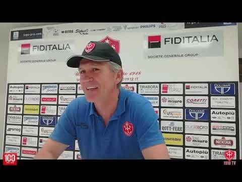 Mister Pavanel pre Triestina-Pisa