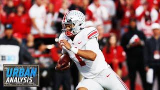 Urban Analysis: Meyer on QB Justin Fields | Ohio State | B1G Football