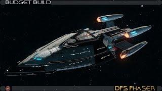 DPS Phaser Budget Build | Star Trek Online | MXPHOENIX