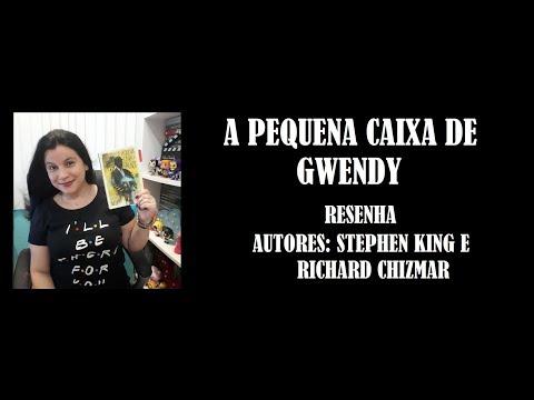 A PEQUENA CAIXA DE GWENDY I LIVRO NOVO DE STEPHEN KING I RESENHA
