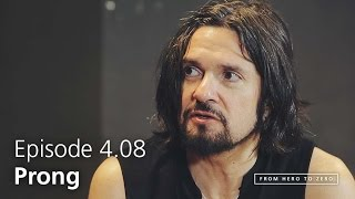 EPISODE 4.08: Tommy Victor of Prong on legacy, technology and lifestyle [#fhtz]