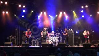 Thunderstruck - Shake a leg (AC/DC) - Festival Buckingham en Fête - Gatineau - 15 juillet 2012