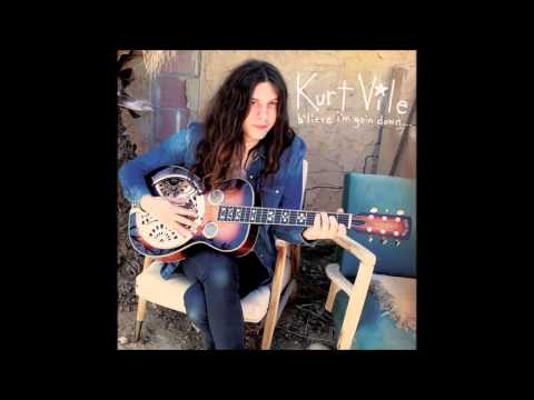 Kurt Vile ~ All in a Daze Work