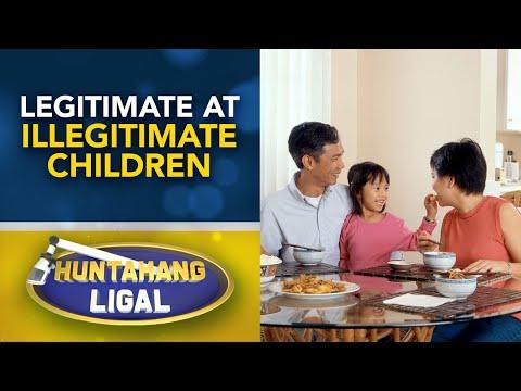 [UNTV]  Mga Karapatan ng Legitimate at Illegitimate Children | Huntahang Ligal