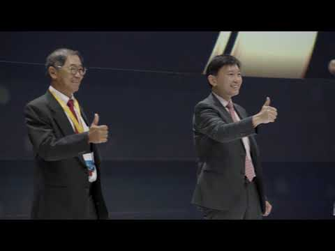 Singapore Maritime Week 2021 Opening Ceremony Highlights