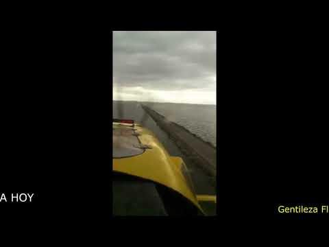 La Picasa hoy - Ruta 7 desde el aire