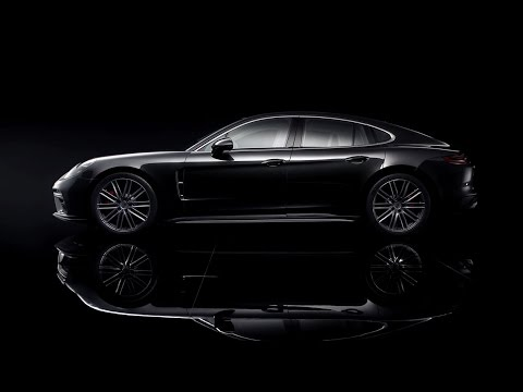 Porsche Panamera Лифтбек класса F - рекламное видео 2
