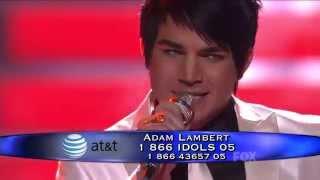 Adam Lambert - Feeling Good (Top 5)