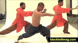 7Minute Shaolin Workout With Shaolin Monk Wang Bo Internal Exercises