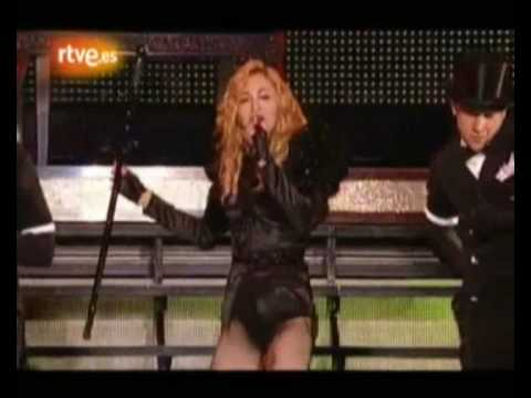 Madonna - Candy Shop (Sticky & Sweet) Round II - 2009 HQ