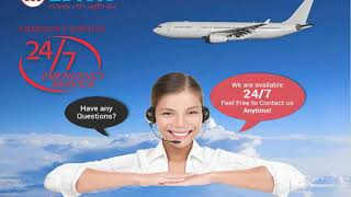 Hire Classy Air Ambulance in Bangalore by Medivic Aviation