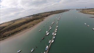 DJI FPV Over Water