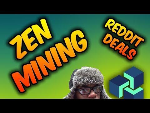 ZenCash on the RISE | & Reddit Deals