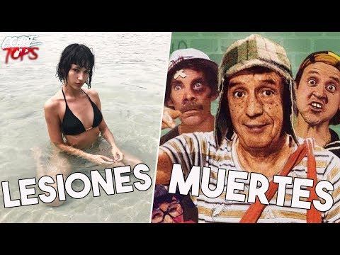 7 Series De Televisión MALDITAS | La Casa de Papel, La Rosa de Guadalupe