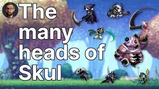 Youtube thumbnail for Skul: The Hero Slayer Review | 2d roguelike platformer