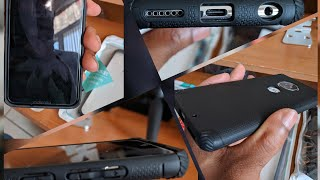 Dretal Motorola Moto G7 Case, Moto G7 Plus Case Full Review