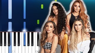Little Mix   Told You So Piano Tutorial