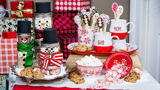 DIY Hot Chocolate Gifts - Home & Family