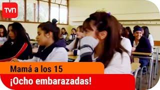 ¡Ocho Amigas Embarazadas! | Mamá A Los 15 - T1E4