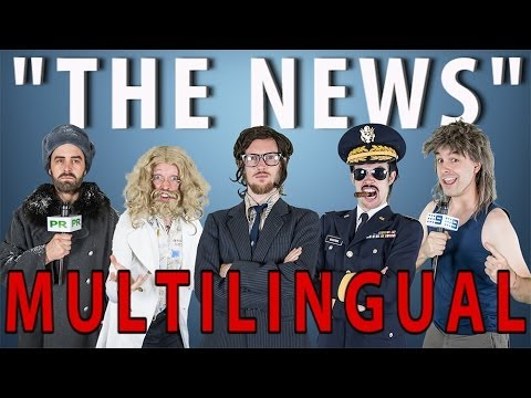 The News - with optional multilingual subtitles [RAP NEWS 21: S02E01] - feat. Sage Franci