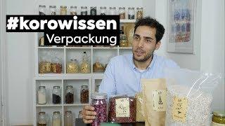 #korowissen | Verpackungen