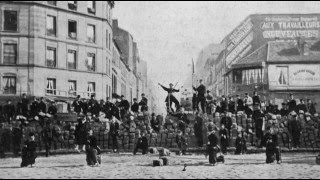 Paris Commune - Establishment