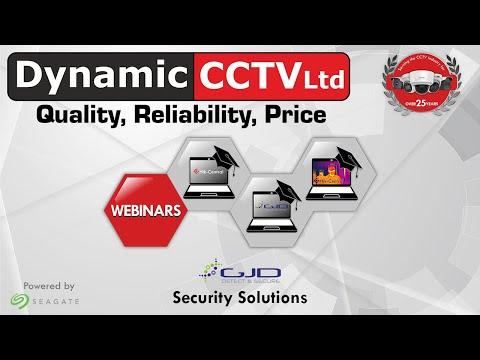 Dynamic CCTV & GJD Detect and Secure Webinar