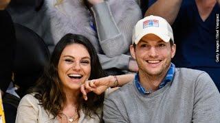 Meet The Kutchers: Mila Kunis And Ashton Kutcher Marry - Newsy