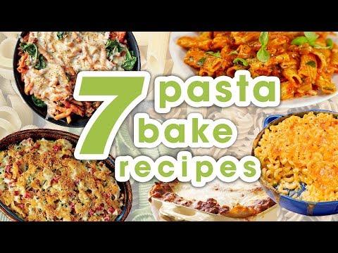 7 Easy Pasta Bake Recipes | Baked Pasta Recipe Compilation