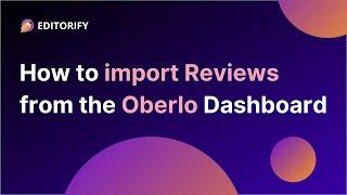 oberlo review importer - Thủ thuật máy tính - Chia sẽ kinh nghiệm sử