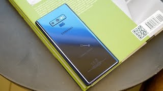 Samsung Galaxy Note9 Review - Next Big Thing, Finally Here!