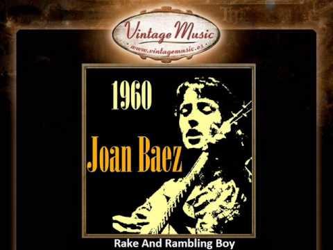 7Joan Baez  Rake And Rambling Boy