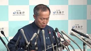 全編大阪府北部で震度6弱気象庁が午前10時から会見2018年6月18日