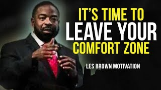 ITS TIME TO GET OVER IT! - Powerful Motivational Speech For Success - Les Brown Motivation