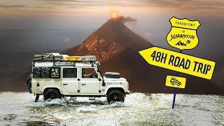 48H Road Trip Auf Aktiven Vulkan In Guatemala  | S4 • E45