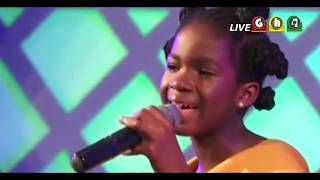 ASHLEY CHUKS   PERFORM NICE SONG BY DAUGHTERS OF GLORIOUS JESUS WO NTABAN
