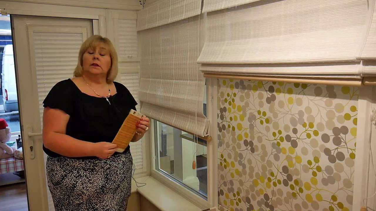 Fiona from Norwich Sunblinds talks about Woven Wood Blinds