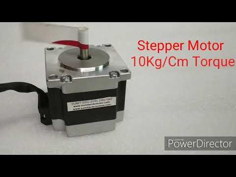 Stepper Motor Nema23 10 Kgcm
