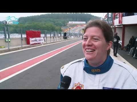 Hankook 25 Hours VW Fun Cup: Commissaire de stand