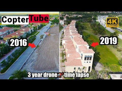 drone-3-year-construction-time-lapse-----dji-mavic-pro--