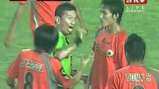 ISL Persib Bandung 2 Vs Persija Jakarta 3 Mar 18 2011