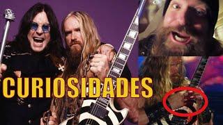 Curiosidades sobre Zakk Wylde