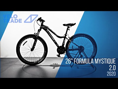 "Велосипед 26"" Formula MYSTIQUE 2.0 2020: video"