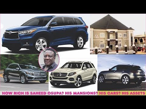 How Rich is Saheed Osupa in 2019?  ► All Osupa Mansions, Cars, Luxuries & Assets