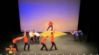 Circle of life performance