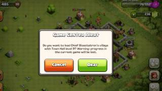 How to Have Two Clash of Clans Accounts On One Device