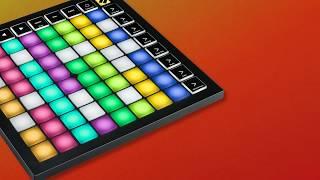 Novation LaunchPad X - Video