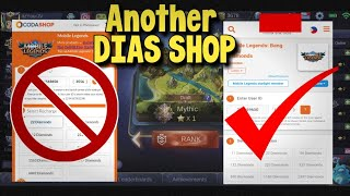 how to buy 10 diamonds in mobile legends not codashop - Thủ