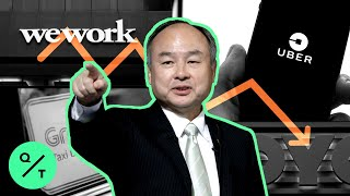 The Troubled Saga of Masa Son's $100 Billion Fund